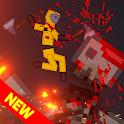 People Stickman Playground : Ragdoll Zombie Stick icon