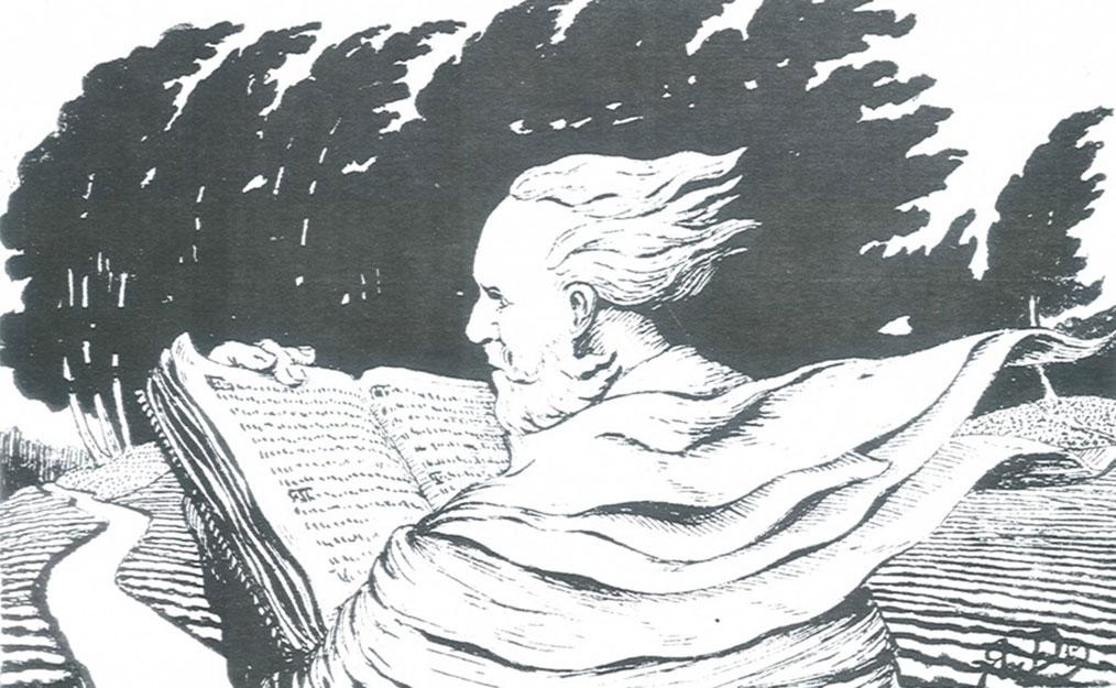 Язэп Дроздович. Святой мудрец.