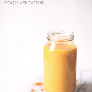 Immune-boosting Golden Smoothie