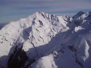Photo: Pic de Montaigu 2339m - Pic du Midi de Bigorre tout à droite.