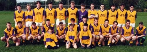 Photo: Minor Football 1993
