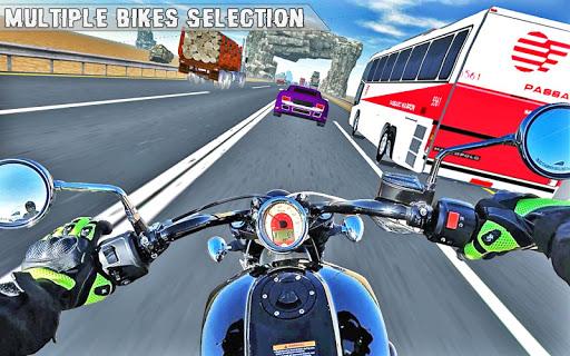 Crazy Bike attack Racing New: motorcycle racing  screenshots 21