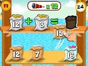 MathLand Full Version: Mental Math Games for kids Apps voor Android screenshot