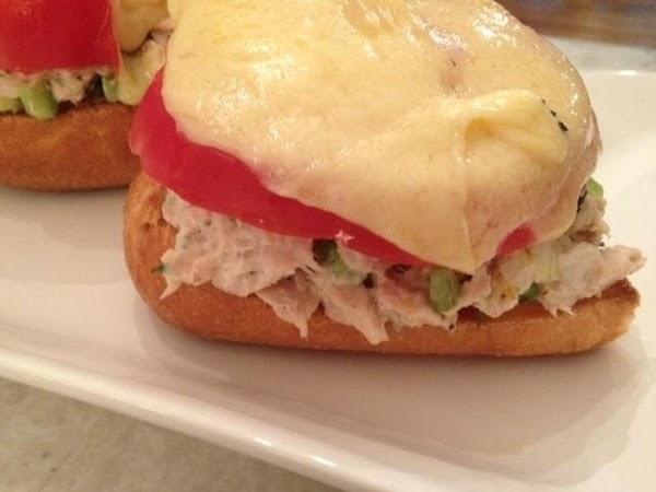 Tuna Melt Recipe
