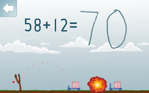 Math Shot Add and Subtract 100- screenshot thumbnail