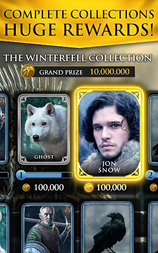 Game of Thrones Slots Casino: Epic Free Slots Game 1.1.727 screenshots 1