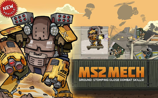 Metal Soldiers 2 Games (apk) free download for Android/PC/Windows screenshot