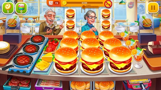 Cooking Hot Mod Apk- Craze Restaurant Chef (Unlimited Money) 2