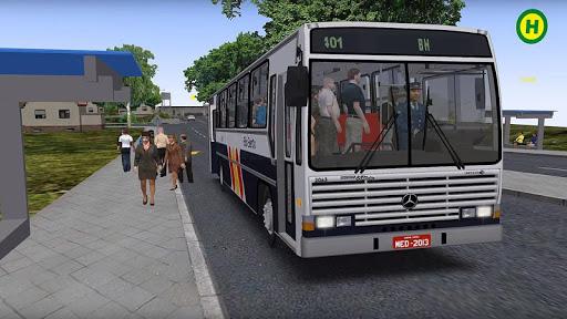 Offroad Tourist Bus driver & City bus driver 1.0 screenshots 4