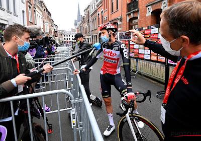 """Tim Wellens acht kans op verrassing reëel door afwezigheid Alaphilippe: """"Na de Tour redelijk goed kunnen werken"""""""