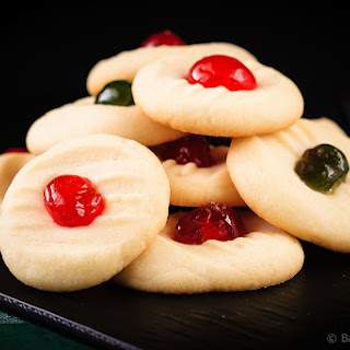 Whipped Shortbread.