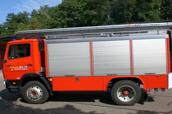 Tanklöschfahrzeug TLF2