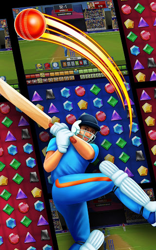 Cricket Rivals - New Cricket Match 3 Puzzle Games apklade screenshots 1