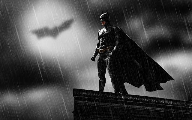 Batman - New Tab in HD