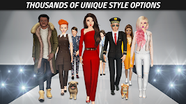 screenshot of Avakin Life - 3D Virtual World