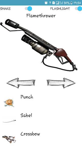 Generator shots weapons sound  screenshots 17