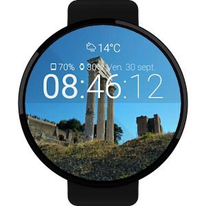 Halftime Watch Face.apk 1.20