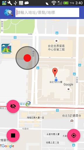 地圖趴趴走 MapWalker