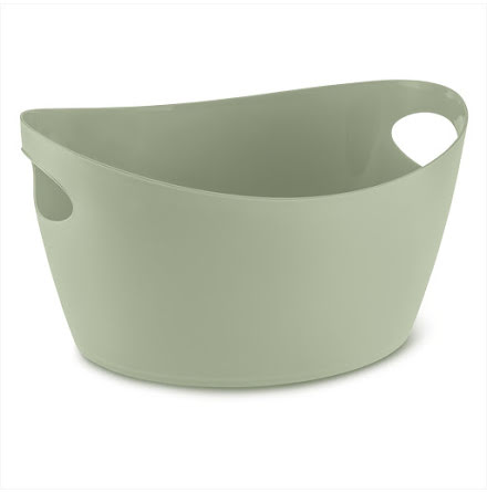 BOTTICHELLI M, Förvaringskorg 4,5L, eucalyptus grön