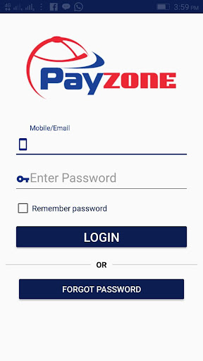 PayzoneEpay - Recharge , Bill Pay & Money Transfer 1.16 screenshots 1