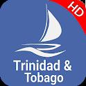 Trinidad and Tobago Offline GPS Nautical Charts icon