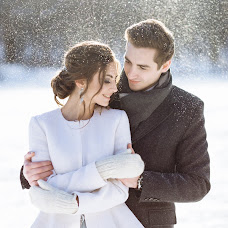 Wedding photographer Maksim Egerev (egerev). Photo of 15.02.2018