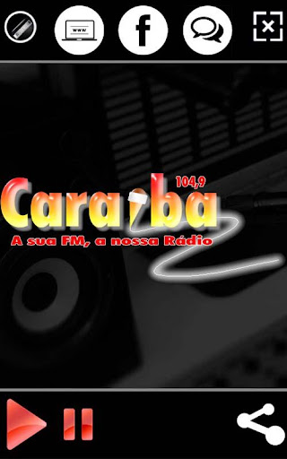 Caraiba FM 1.06 screenshots 1