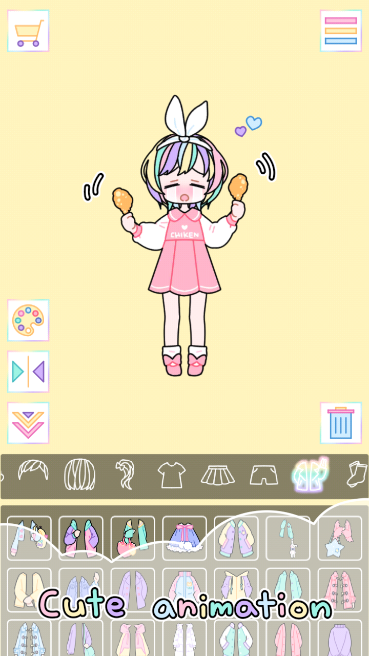 Pastel Girl Screenshot 3