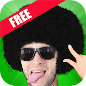 Afro Booth : Make U Afro style