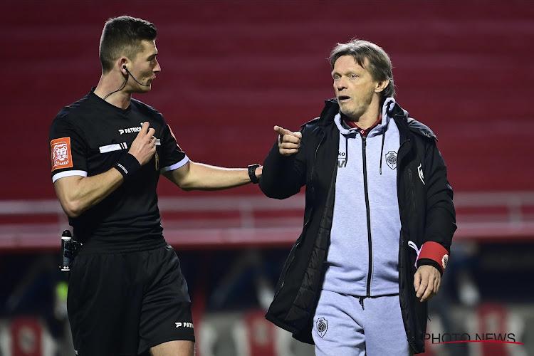 Franky Vercauteren is ontgoocheld na Antwerp tegen STVV maar nog tevreden met een punt