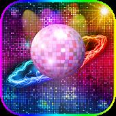 Disco tiny Flashlight : Free