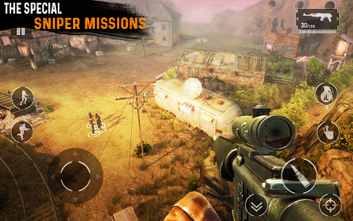 Sniper 3D Shooting: Black OPS - Free FPS Game hack tool