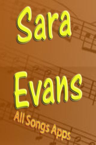 All Songs of Sara Evans