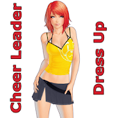 Cheer Leader Dress Up