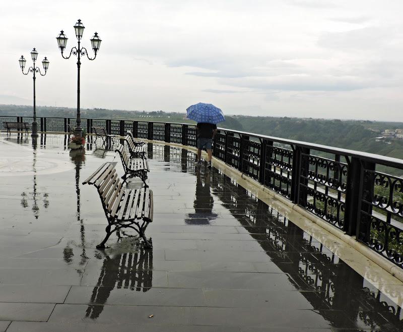 Riflessi sotto la pioggia di donyb