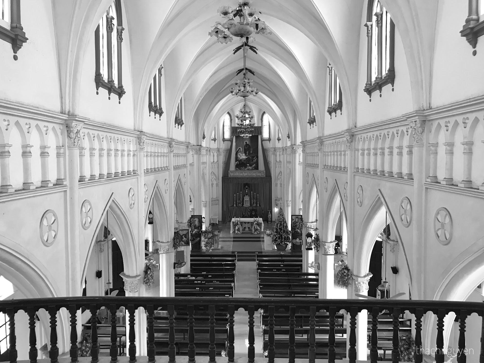nhà thờ đô hai, lễ giáng sinh
