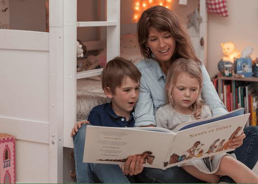 La sélection de livres jeunesse de Clémentine Galey, fondatrice de Bliss Stories, creditphoto Emilie Boutin
