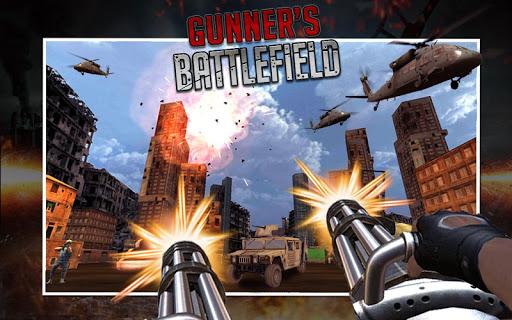 GUNNER'S BATTLEFIELD