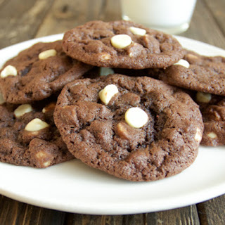 White Chip Chocolate Cookies Recipe