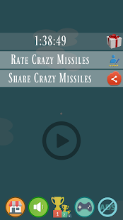 Crazy Missiles: Airplane and Helicopter Game - náhled