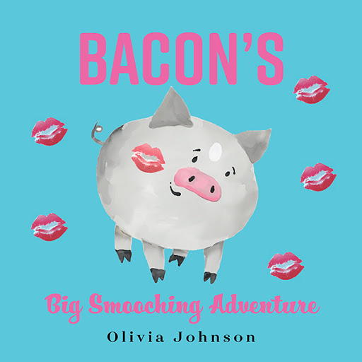 Bacon's Big Smooching Adventure cover