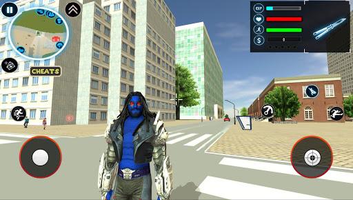 Satan Rope Hero Gangstar Crime 1.4 Screenshots 3