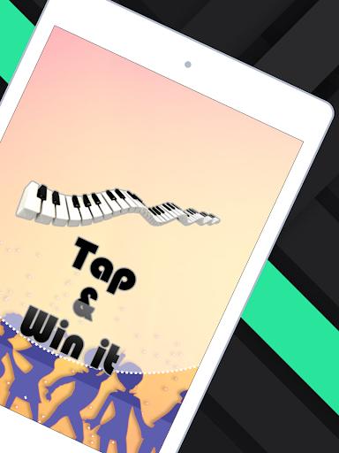EXO Piano Tiles Game