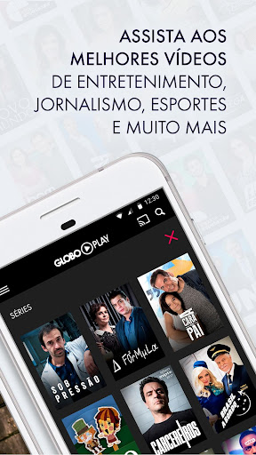 Globo Play  screenshots 2