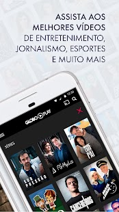 Globo Play- screenshot thumbnail