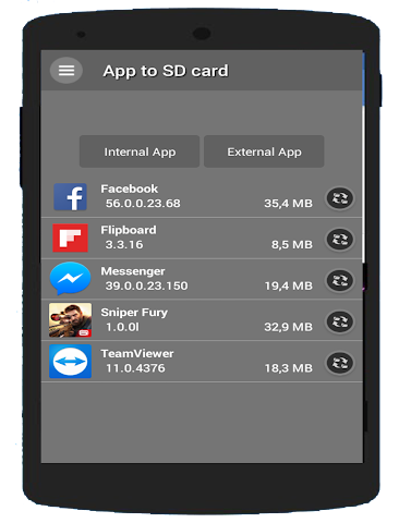 how to put apps on a sd card for android