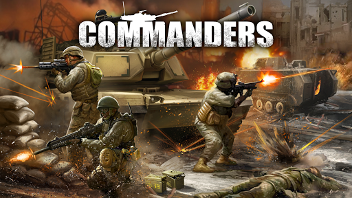 Commanders screenshot 15