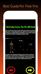 Guide For FreFire 3