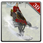 Snowmobile Ride Simulator 3D