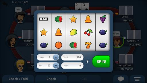 Appeak u2013 The Free Poker Game 3.1.0 7